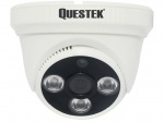 Camera IP Dome hồng ngoại QUESTEK QTX-9413AIP